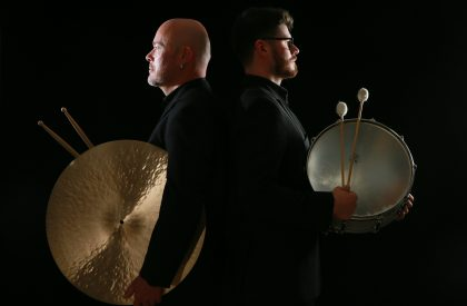Schlagzeug trifft…Schlagzeug
